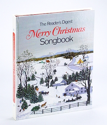 Image for The Reader's Digest Merry Christmas Songbook