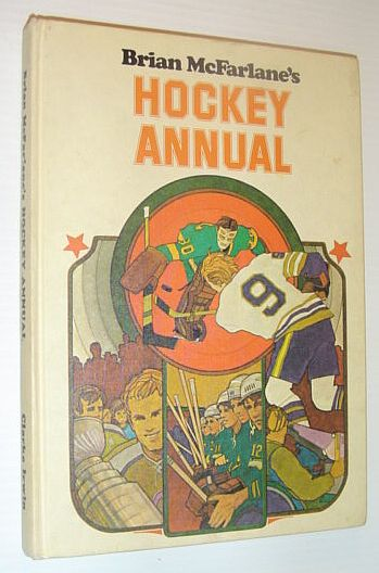 Image for Brian McFarlane's Hockey Annual (1973)
