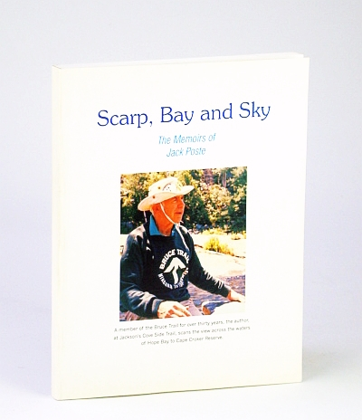 Image for Scarp, Bay and Sky: The Memoirs of Jack Poste