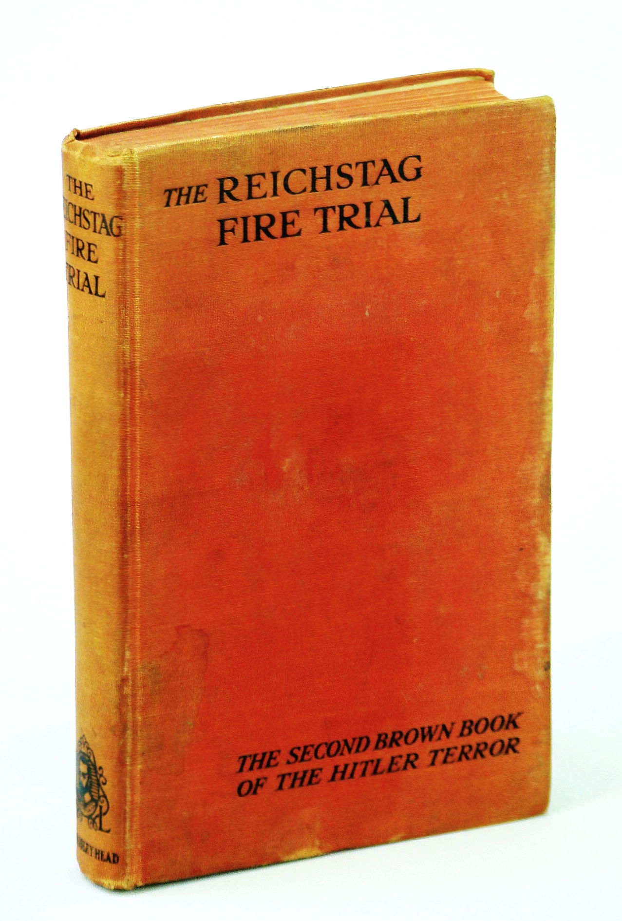 Image for The Reichstag Fire Trial: The Second Brown Book of the Hitler Terror
