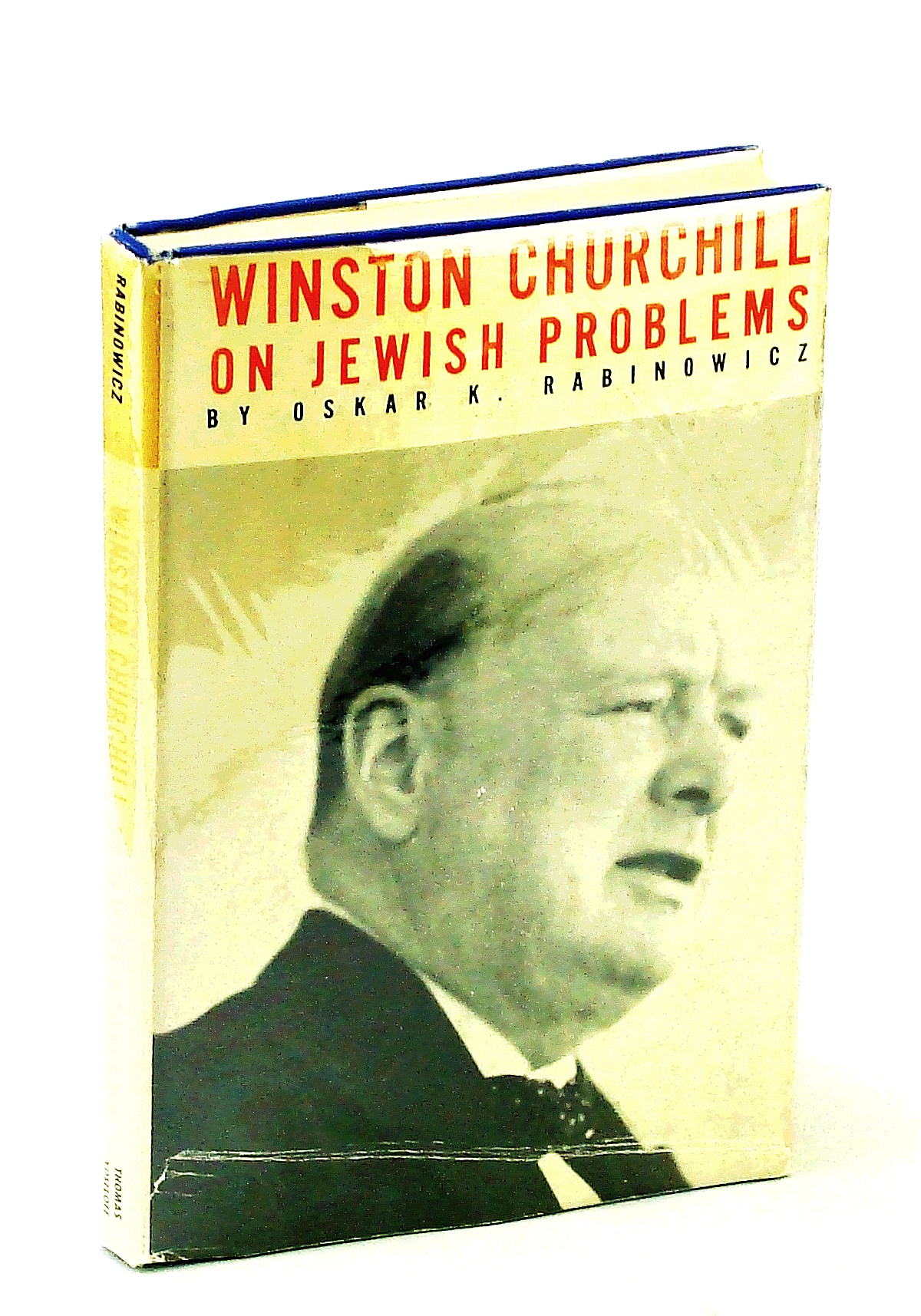 Image for Winston Churchill on Jewish Problems