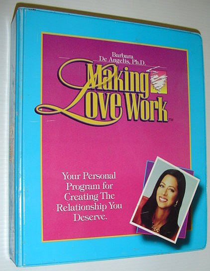 Image for Making Love Work: Two (2) VHS Video Tapes, Five (5) Audio Cassette Tapes and Guidebook in Case