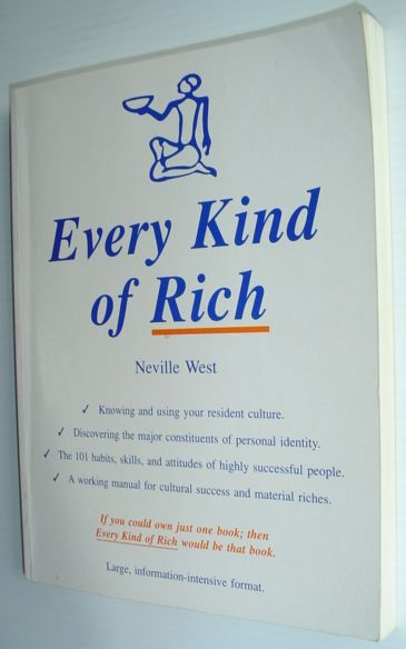 Image for Every Kind of Rich: A Personal Cultural Reference *SIGNED BY AUTHOR*