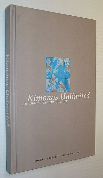 Image for Kimonos Unlimited : An Endless Creative Journey