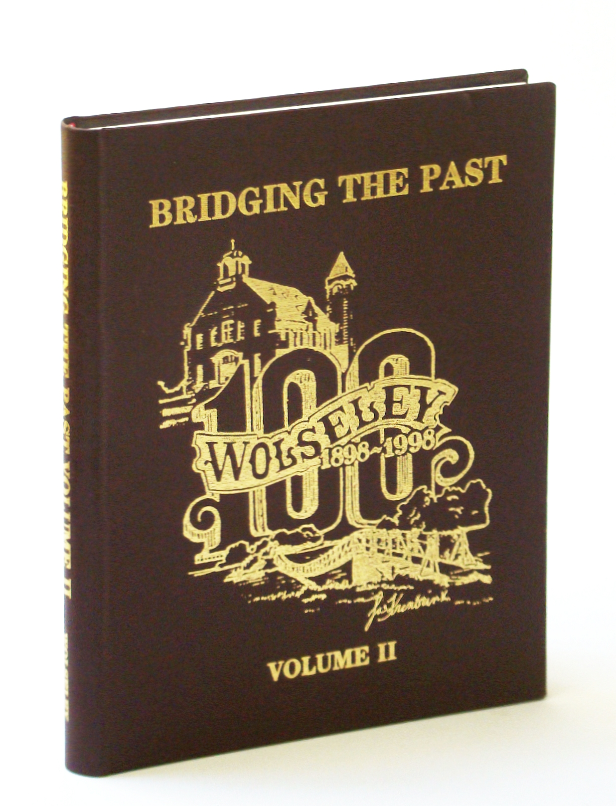 Image for Bridging the Past, Volume II (2 / Two) - Wolseley, Saskatchewan History Book