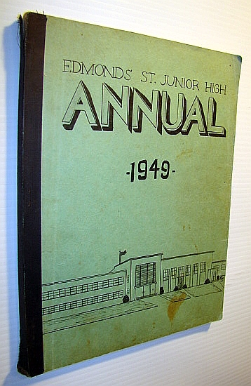 Image for Edmonds St. Junior High School 1948 - 1949 Annual (Yearbook), Burnaby, British Columbia