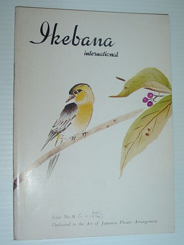 Image for Ikebana International, Issue No. 38