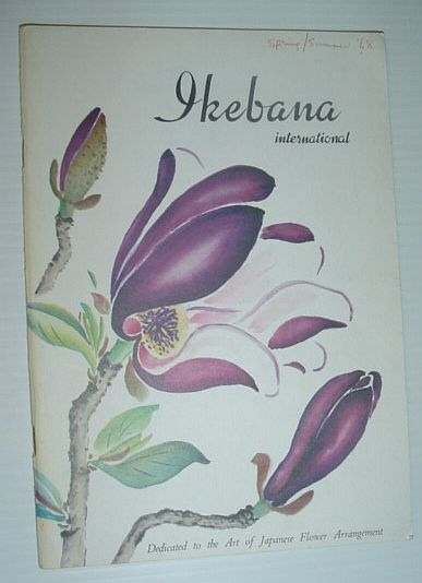 Image for Ikebana International, Issue No. 23, Spring-Summer 1968