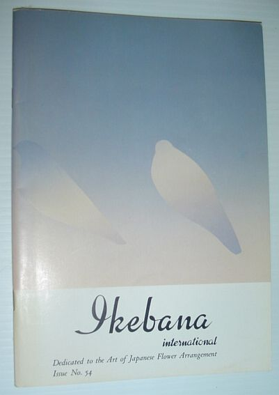 Image for Ikebana International, Issue No. 54, April 1979
