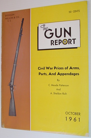 Image for The Gun Report Magazine - October 1961