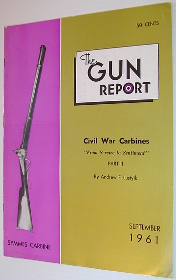 Image for The Gun Report Magazine - September 1961