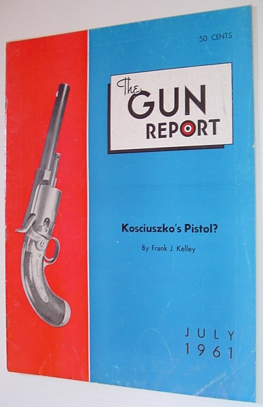 Image for The Gun Report Magazine - July 1961
