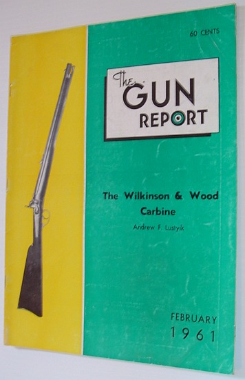 Image for The Gun Report Magazine - February 1961