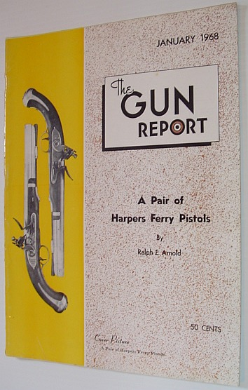 Image for The Gun Report Magazine - January 1968
