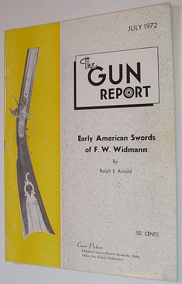 Image for The Gun Report Magazine - July 1972