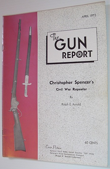 Image for The Gun Report Magazine - April 1973