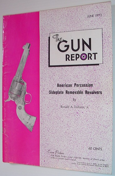 Image for The Gun Report Magazine - June 1973