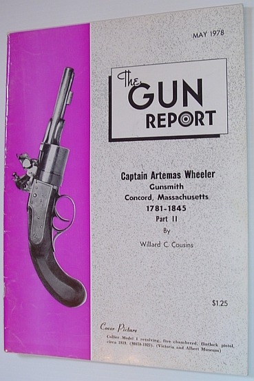 Image for The Gun Report Magazine - May 1978