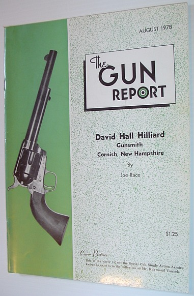 Image for The Gun Report Magazine - August 1978