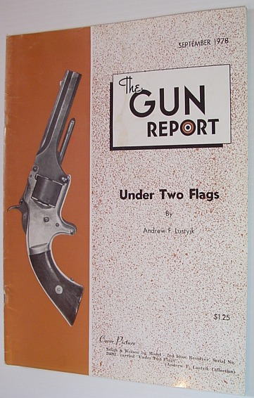 Image for The Gun Report Magazine - September 1978