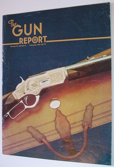 Image for The Gun Report Magazine - February 1987