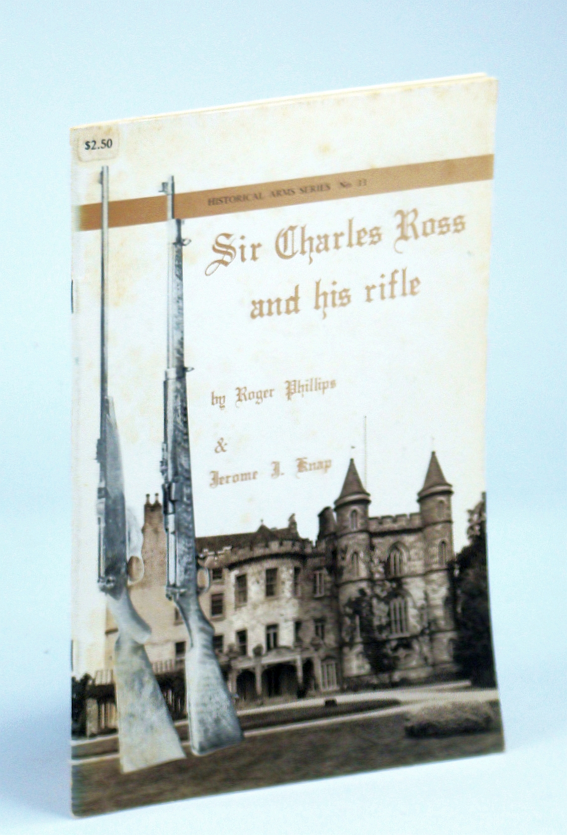 Image for Sir Charles Ross and His Rifle