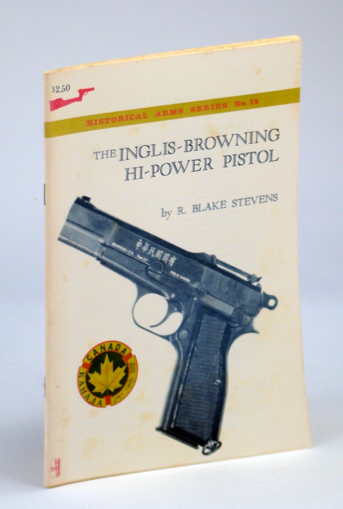 Image for Inglis-Browning Hi-power Pistol